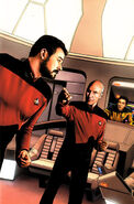 TNG Ghosts issue 4 retail cover