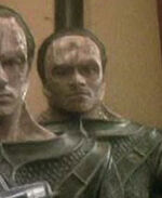 Cardassian resistance officer, 2375