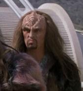 Klingon marauder 9, 2152