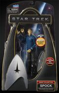 Playmates 2009 Warp Collection Spock