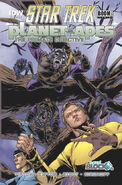 Primate Directive issue 1 Nerd Block cover