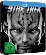 Star Trek 1 disc Blu-ray Region B German Steelbook cover, variant 2