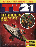 TV21 Issue 38 Cover
