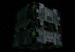 Borg tactical cube