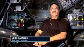 Castillo shuttlepod