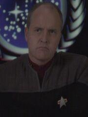 Commander Hilliard