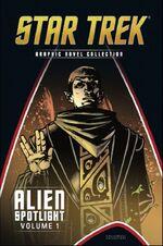 Eaglemoss Star Trek Graphic Novel Collection Special Issue 1 Alien Spotlight Vol 1