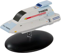 Eaglemoss Type-18 Shuttlepod