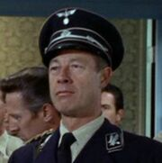 Ekosian Gestapo general