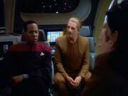 Sisko klärt die Situation auf
