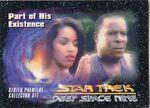 Star Trek Deep Space Nine - Series Premiere Card 32