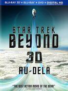 Star trek au-delà (blu-ray) 3D québéc 2016