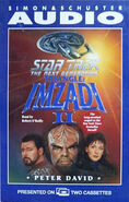 Triangle Imzadi II audiobook cover, US cassette edition