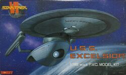 Tsukuda Model kit SVM14 USS Excelsior