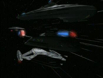 USS <i>Prometheus</i> in multi-vector assault mode