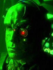 Fehlerhafte Borg-Drohne 2376