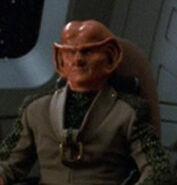 Ferengi diplomat