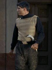 Klingonischer Soldat 5 Organia 2267