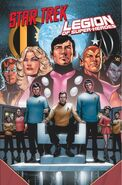 Legion of Super-Heroes hc cover