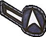 Rangabzeichen Crewman 3. Klasse Sternenflotte der Erde