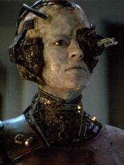 Seven of Nine als Borg