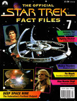 Star Trek Fact Files Part 7 cover
