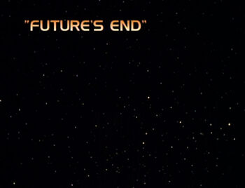 Future's End title card