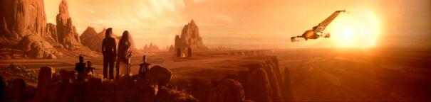 Bounty leaves Vulcan