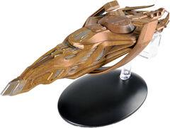 Eaglemoss Vulcan Cruiser
