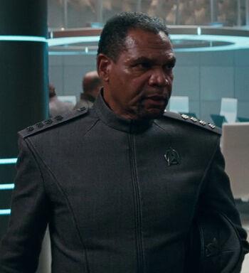 Captain Frank Abbott