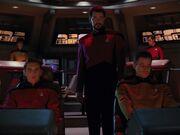 Kampfbrücke der Enterprise