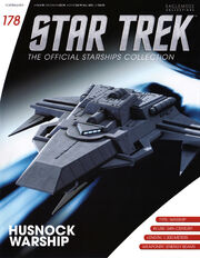 Star Trek Official Starships Collection issue 178