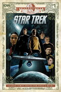 Star Trek Ongoing, issue 1 HPP