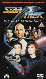 TNG vol 7 UK VHS cover