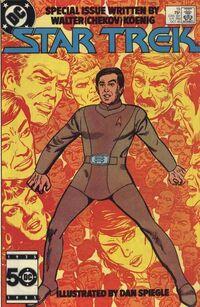 Chekov choice comic