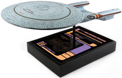 Chronicle Collectibles USS Enterprise-D replica