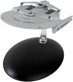 Eaglemoss 11 USS Reliant