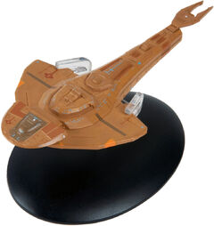 Eaglemoss 14 Cardassian Galor