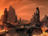 Vulcan history