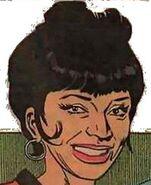 Nyota Uhura, Gold Key comics