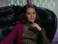 Romulan Commander, 2268