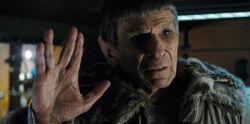 Spock Prime, 2258