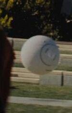 Starfleet academy sphere