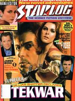 Starlog issue 199 cover