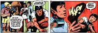 Story arc 5 comic