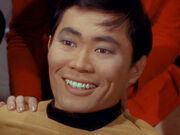 Sulu after cordrazine treatment