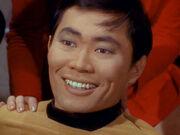 Sulu after cordrazine treatment