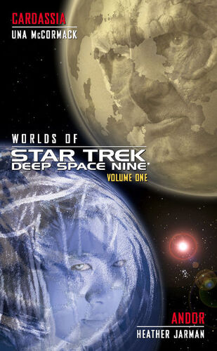 Cover of book 1, Cardassia and Andor
