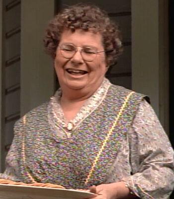 ... as Aunt Adah