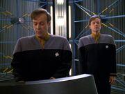 Barclay und sein Hologramm